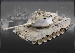 German Leopard 2 1:18 RTR 40MHz ASG