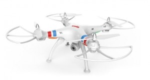 Syma X8C 2.4GHz (kamera HD 2MP, radio 2.4GHz, zasięg do 50m)