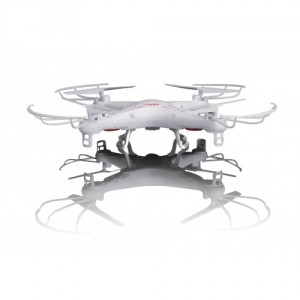 Syma X5C (kamera 2MP, radio 2.4GHz, zasięg do 50m)