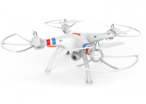 Syma X8W 2.4GHz (kamera FPV 0.3MP, radio 2.4GHz, zasięg do 50m)