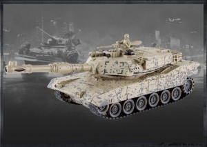 American M1A2 1:28 2.4GHz RTR