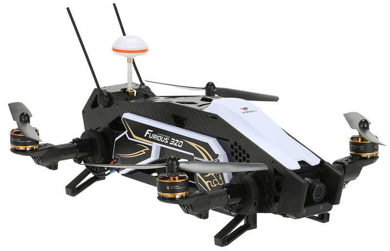 Dron Walkera Furious 320 RTF1
